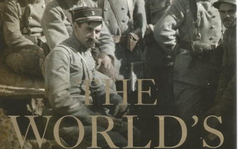 Front cover of The World's War by David Olusoga