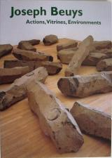 Front cover of Joseph Beuys by Mark Rosenthal