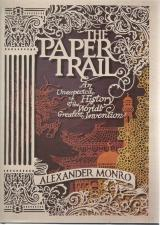 Front cover of The Paper Trail  by Alexander Monro
