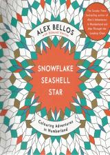 Front Cover of Snowflake Seashell Star by Alex Bellos with Edmund Harriss
