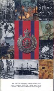 Back cover of Salute the Sappers volume II by Neil Orpen with H.J. Martin