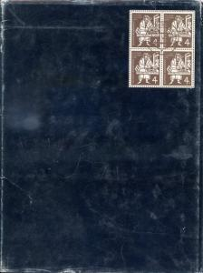 Back cover of The Postage Stamp - An Exciting Investment Prospect by L. H. Ahrens