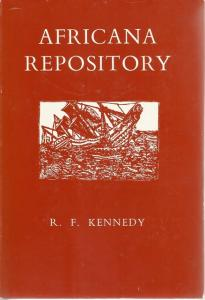 Front Cover of Africana Repository by R F Kennedy