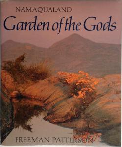 Front Cover of Namaqualand Garden of the Gods by Freeman Patterson