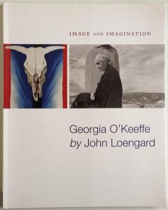 Image and Imagination: Georgia O'Keeffe by John Loengard    Cover of A Long Night's Damage by Eugene de Kock