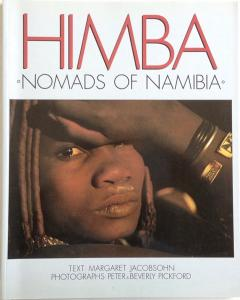 Front Cover of Himba by Margaret Jacobsohn