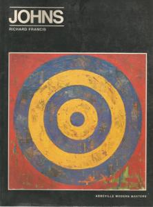 Front cover of Jasper Johns by Richard Francis