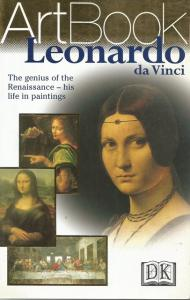 Front Cover of Leonardo da Vinci by Francesca Debolini