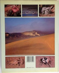 Back Cover of Namibia by Hugo A Lambrechts