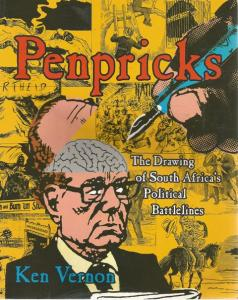 Front Cover of Penpricks by Ken Vernon