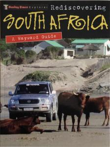 Front Cover of Rediscovering South Africa by Stephen Haw, Andrew Unsworth and Heather Robertson