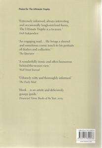 Back Cover of The Ultimate Trophy by Phillip Hook