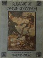 Front cover of Rubaiyat of Omar Khayyam by Edward Fitzgerald