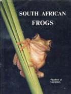 Front cover of South African Frogs by N I Passmore and V C Carruthers