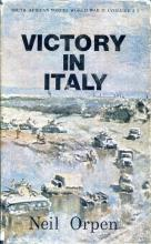 Front cover of Victory In Italy by Neil Orpen
