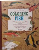 Front cover of Coloring Fish by Diana Vowles