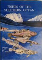 Front Cover of Fishes of the Southern Ocean by O Gon and PC Heemstra