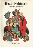Front Cover of Heath Robinson by John Lewis