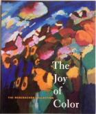 Front Cover of The Joy of Colour edited by Stephanie Rachum