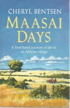 Front Cover of Maasai Days by Cheryl Bentsen