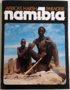Front Cover of Namibia by Anthony Bannister & Peter Johnson