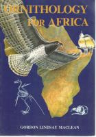 Front Cover of Ornithology for Africa by Gordon Lindsay Maclean