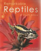 Front Cover of Remarkable Reptiles of South Africa by Niels Jacobsen