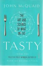 Front cover of  Tasty by John McQuaid