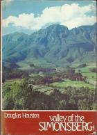 Front cover of Valley of the Simonsberg by Douglas Houston