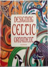 Front cover of Designing Celtic Ornament by David Balade